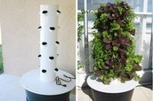 What are Hydroponic Towers?