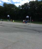 The most popular game at recess.