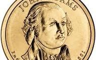 John Adams Badge