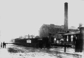 Factories in the 1800s