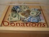 Donaciones Caja