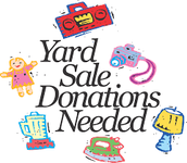 Join us for a local community yard sale