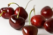 Where can you buy fresh Cherries?