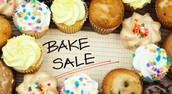 CRAFT FAIR and Fifth Grade Bake Sale