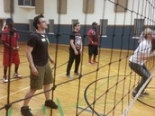 Play some great games of volleyball!
