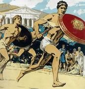 Ancient Greece Olympics