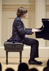 A Passion for Music - Noah Yontef Mathog, takes the stage at Carnegie Hall for the second time!