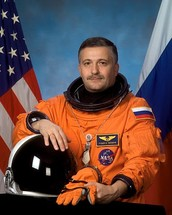 a Russian cosmonaut of Greek descent