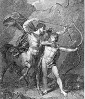 Achilles in training
