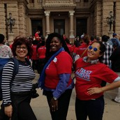 TOPS Teachers at Capitol Day!
