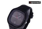 """Square """"Sili"""" silicone watch"""
