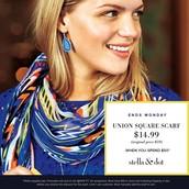 $14.99 scarf