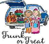 Midway University Trunk or Treat