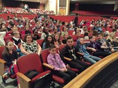 4th Grade Field Trip to Symphony