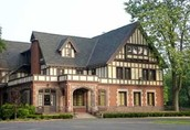 Tudor Home for Sale