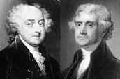 Samuel Adams&John Adams