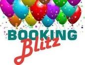 Booking Blitz Challenge
