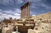 Ruinas Romanas en Líbano