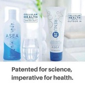 ASEA`s produkter for cellehelse