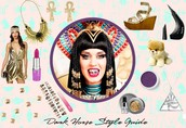 new beauty products for Katy Perrys dark horse