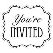 ALL ARE INVITED!