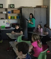 Read-Aloud Think-Aloud about Angles and Circumference