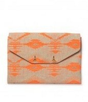 City Slim Aztec Clutch