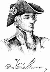Francis Marion when he was young