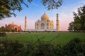 Taj Mahal is a must see monuments in India