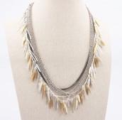 Freeya Fringe Necklace
