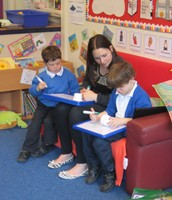 Phonics with Mrs Noordervliet