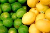 Lemon Lime Juice