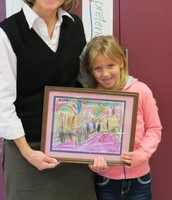 Our Very Own Artist of the Month of November at Stowe School