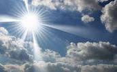 sunlight non living