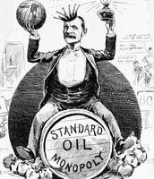 Ruler Of Standard Oil