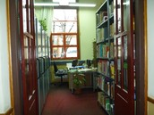 Biblioteca Iecon -UDELAR