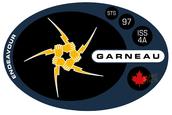 Badge pour mission STS-97