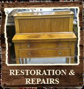 Furniture Repair - Martells French Polishing