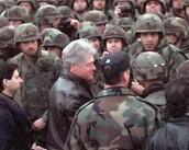 Troops in Bosnia