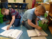 Rhyming with word study words