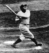 Babe Ruth's Swing