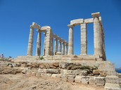 Poseidon's Temple location and time