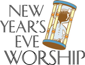 TONIGHT @ 7:00PM JOIN US FOR WORSHIP