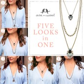 Beautiful New Necklaces!