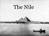 the Nile and its  stretch