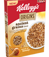 Kellogg's Origins Ancient Grains Blend Cereal