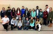 All CMS students at the Youth Summit