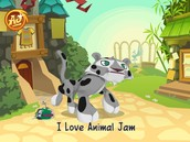 My Animal Jam Person
