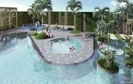 Kids Pool at Nine Residences