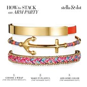 "Get This ""Arm Party"" Started!"
